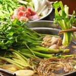 うさぎや - 『仙台せり鍋』昼・夜ご注文可能です。