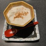 137717246 - 自家製ココナッツ杏仁豆腐