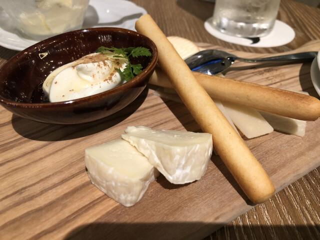 浜松町ハイボールバーの料理の写真