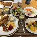 ホテルグランヴィア大阪 - 洋食 (魚)  by zooさんの美食胃酸