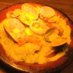 ロトブル イタリアン トーキョー - 魚介のバジルソースドリア