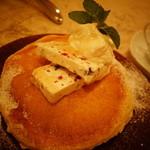 椿サロンsapporo - 1日限定10食☆ホットケーキ