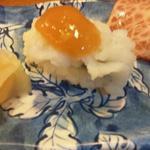 富梅 - 鱧湯引き梅肉和え