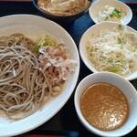 そば処裕心 - 料理写真:ミニ上カツ丼セット ¥1,000