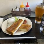 カフェ マテリアル - 料理写真: