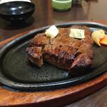 大鵬 - 料理写真:馬肉ステーキ
