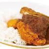 アーダニン - 料理写真:玉かつ牛テールカレー