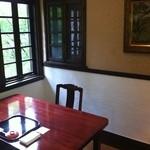 懐石料理 花壇 - 2階の個室①