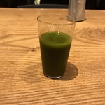 137740995 - 自家製の野菜ジュース