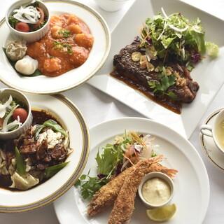お食事も温泉も愉しめる『ゆららお食事パック』が人気です!