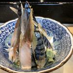 江戸金寿し - 料理写真:特製サバ丼