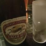 137747105 - 瓶ビール(?円)