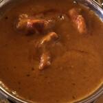 ガンディーマハル - バターチキンカレー