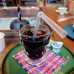 伝承園 - アイスコーヒー