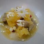 プチット リュ - 夜光貝とやんばるの青切りミカン