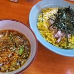 中華そば 亜雄 - 料理写真:ラーショー肉つけ麺!