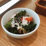 グリーン グリル - サラダ