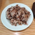 グリーン グリル - 雑穀ご飯