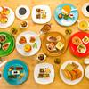 ラ・セーラ - 料理写真:人気の週末ランチブッフェ 大人¥1,650円(税込)