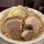 麺 五六 - 料理写真:神豚
