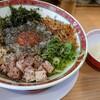 セアブラノ神 伏見剛力 - 料理写真:10月限定blackまぜそば950円