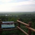 細岡ビジターズラウンジ - (平成22年8月)大観望から見た釧路湿原その2です。