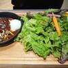リトルグリーンカフェ - 料理写真:野菜多い!