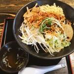 手作り麺 めん僮楽 - 料理写真: