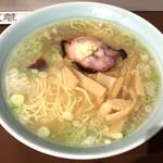 137771470 - 「守 細麺 塩」930円