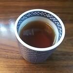 ぼて - 冷たいお茶