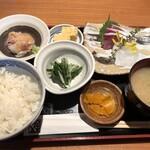 神楽坂 魚金 - お刺身定食