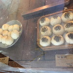 東京豆漿生活 - 昼すぎの為主食の種類は少なめ
