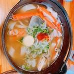 海鮮ほうとう専門店 ほうとう研究所 - 料理写真: