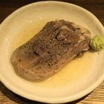 日本再生酒場 - 2012.6 ゆでタン(430円)