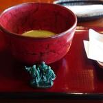 九重本舗 玉澤 - ドリンク写真:抹茶との相性が良いようです