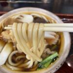そば処蔵乃家 - 鍋焼きうどん(上) ¥1320-
