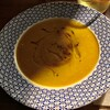 イトマ モーニング アンド ナイト - 料理写真:焼き南瓜と人参のポタージュ