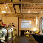 Lily cafe ~リリーカフェ - 店内