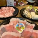 豚しゃぶ専門店 我那覇豚肉店 - 料理写真: