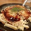 ほり川 - 料理写真:お好みうどん ブタ、イカ、卵入りシングル