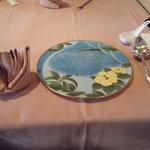 中国料理 翆陽 - テーブルの上