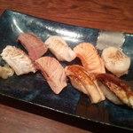 13780143 - あぶり寿司