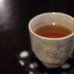 草庵・中町井say - 美味しい蕎麦茶