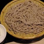 草庵・中町井say - 十割蕎麦1000円