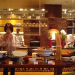THE GRILL - グリル店内