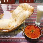 インド・ネパール料理アビヤン - 料理写真: