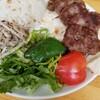 Turkish kebab - 料理写真: