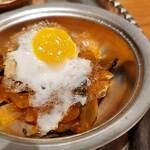 鳩肉屋 - オリエンタルな味わいな野菜