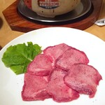 金泉 - 料理写真:上塩牛タン ¥1300