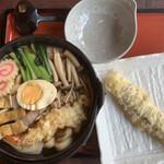 徳一うどん  - 料理写真: